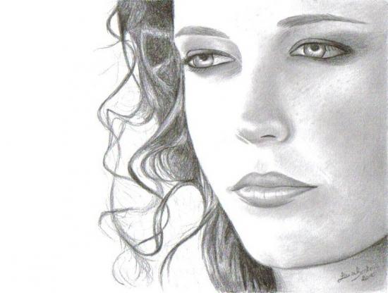 Eva Green par Pikie